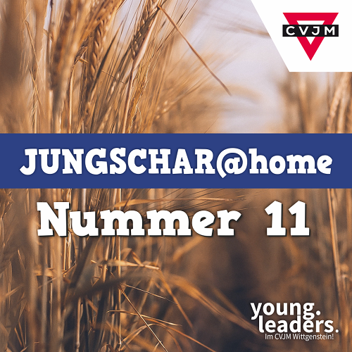 Jungschar at Home Paket 11
