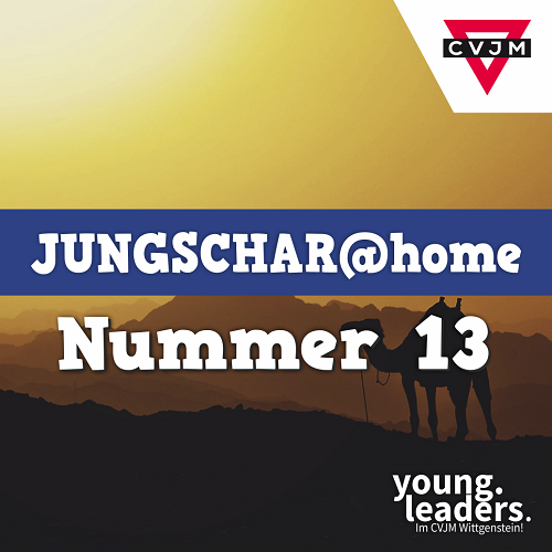 Jungschar at Home Paket 13
